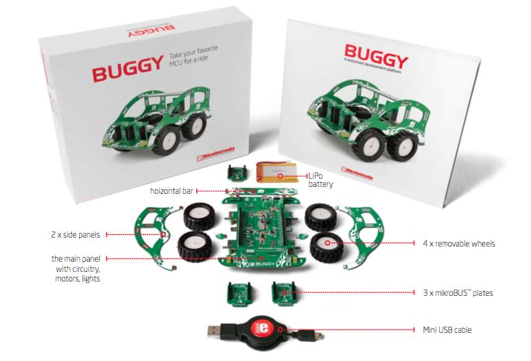Figura 2: il kit Buggy