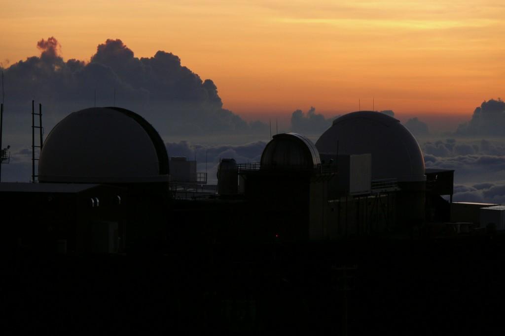 Figura 1: Haleakala Observatories
