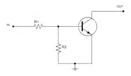 Figura 2. Un altro semplice metodo per la traslazione dei livelli logici
