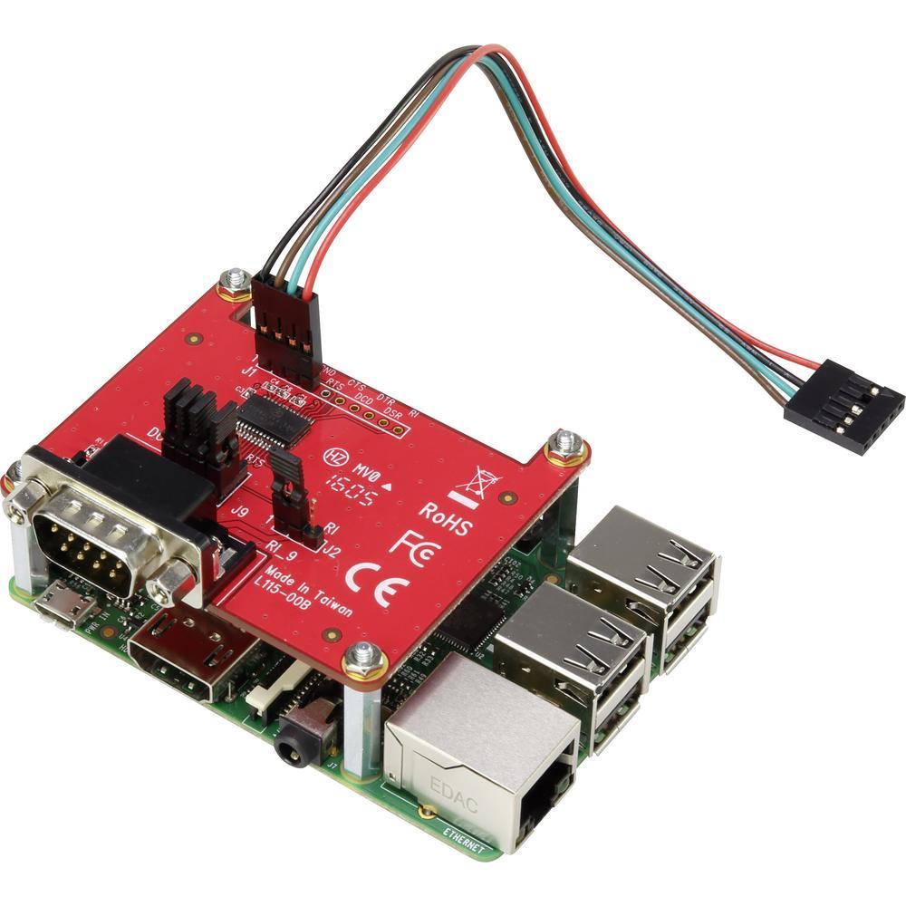 Figura 2: Kit di espansione RS232 per Raspberry