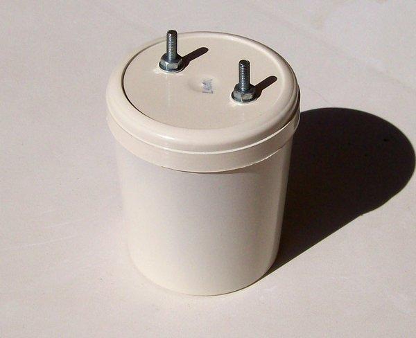 Figura 14: Il condensatore completo.