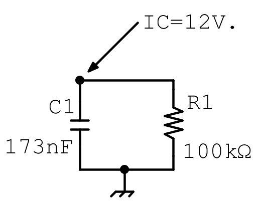 Figura 16: Prove di scaricamento del condensatore.