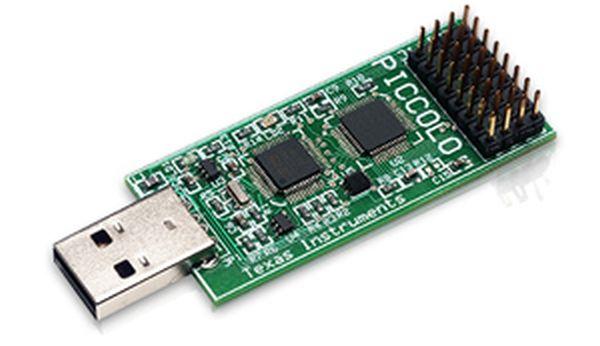Il ControlSTICK basato sulla MCU F28069 Piccolo