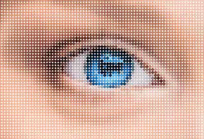 Figura 2 – i moderni sistemi di visione computerizzata e i sistemi di apprendimento visivo sono in grado di analizzare ogni singolo pixel