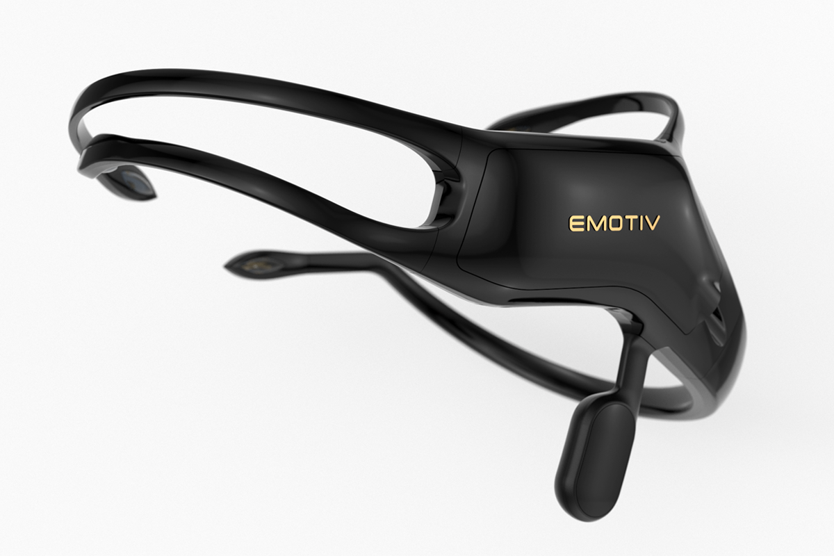 Figura 2: Cuffia EEG