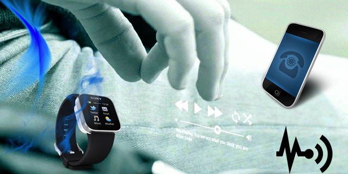 La tecnologia Gesture Recognition