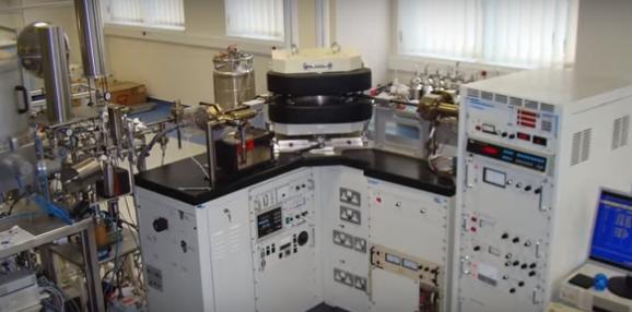 Figura 2: Spettrometro di massa da laboratorio