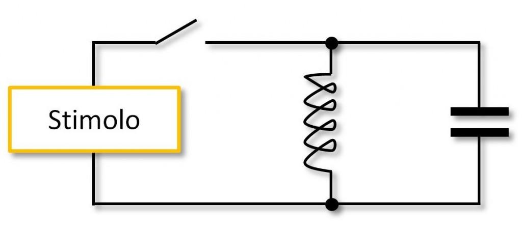 Figura 3: circuito risonante LC
