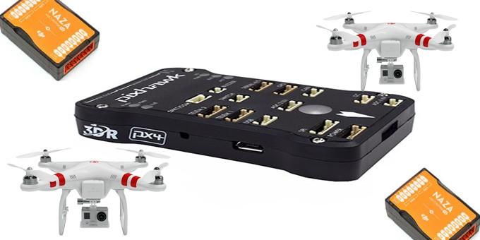 Centraline_progettazione_droni