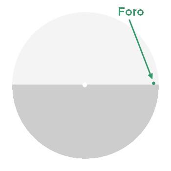 Figura 5: Il piccolo foro per il finecorsa.