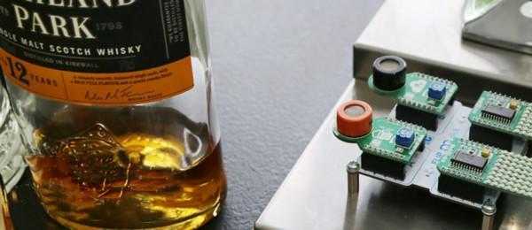 Figura 7: Il progetto Alcohol Level Tester.