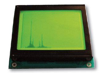 Figura 1. L'analizzatore di spettro in funzione