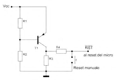 Figura 3. Brown-out detector a basso costo