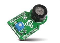 Figura 2: Modulo Sensore Methane Click
