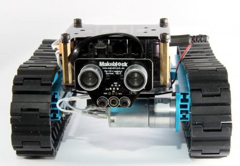 Figura 8: Robot carro armato