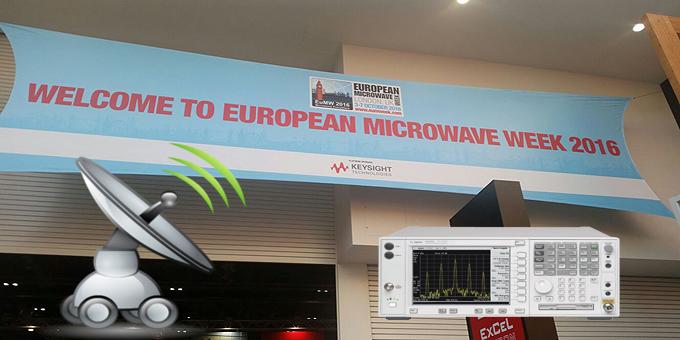 Una giornata alla European Microwave Week