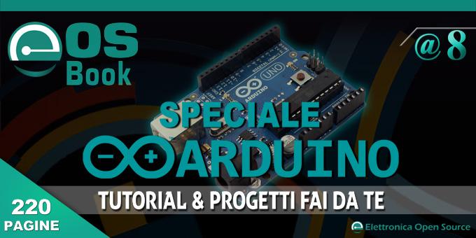 EOS-Book @8 Speciale Arduino in Omaggio
