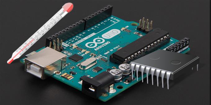 Arduino projects un semplice controllo della temperatura