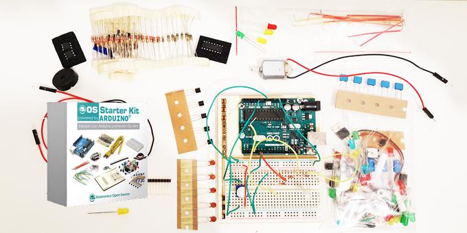 Impariamo l elettronica con il kit omaggio di