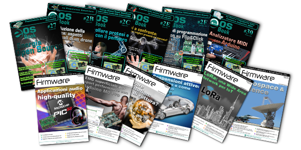 riviste di elettronica EOS-Book e Firmware