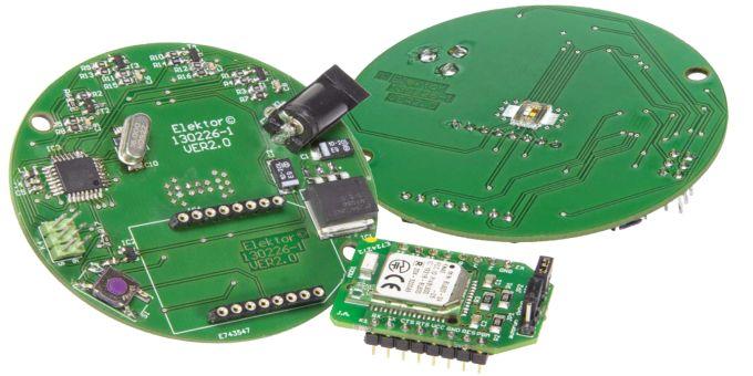 Lumina: una lampada Bluetooth a bassa energia
