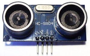Sensore ad ultrasuoni HC-SR04