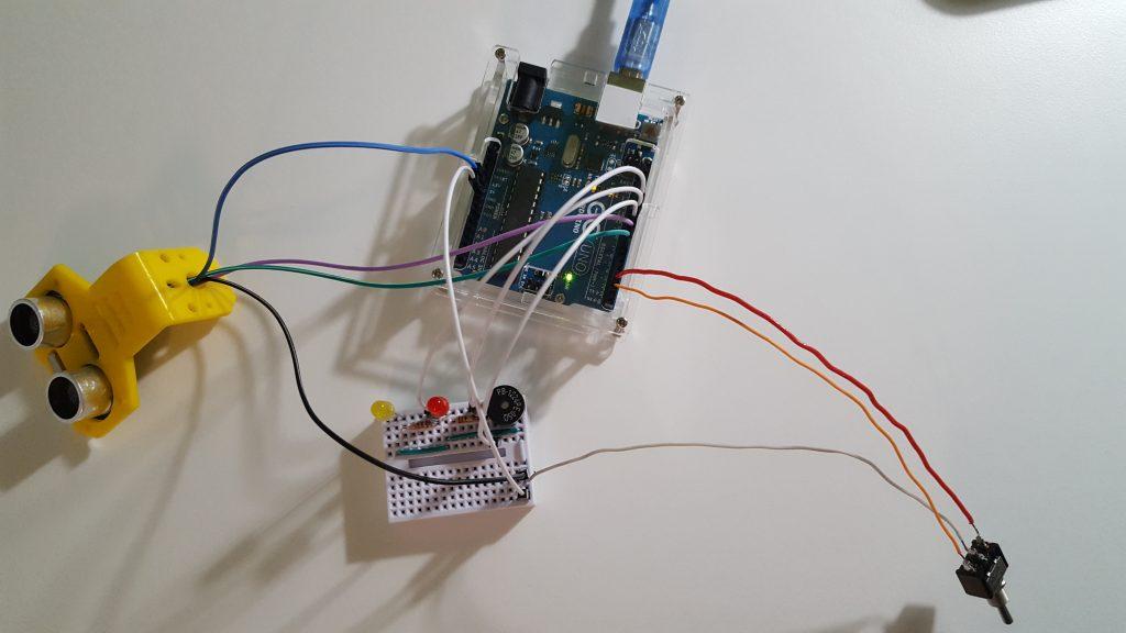 Collegamento elettrico dei componenti