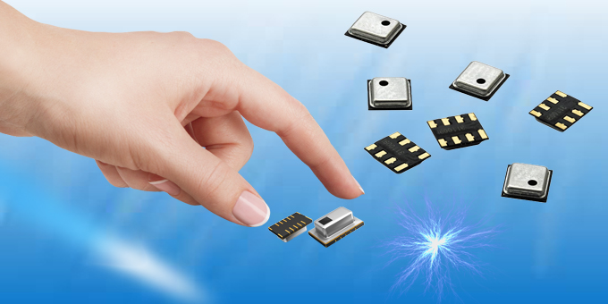 MEMS per applicazioni ad alta vibrazione