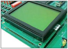 Figura 1: GLCD 128x64 KS0108 [2]