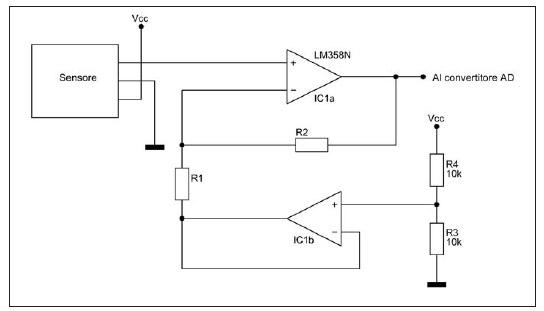 Figura 3: Schema elettrico