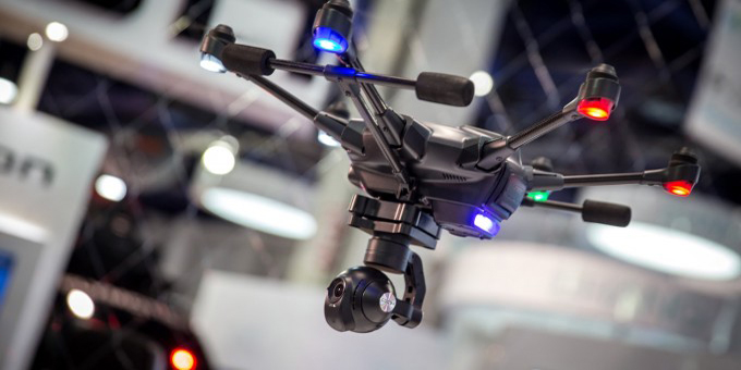 Droni e sicurezza