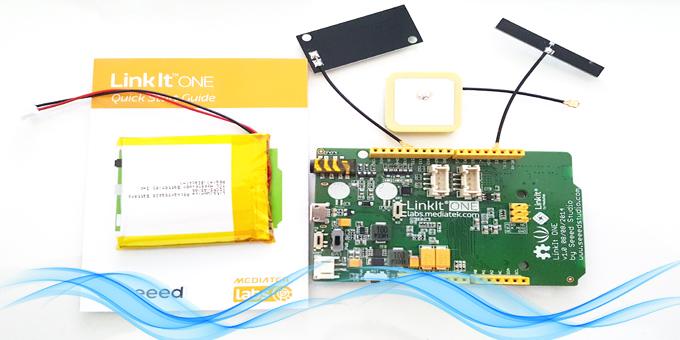 La scheda di sviluppo LinkIt ONE per IoT e Wearable
