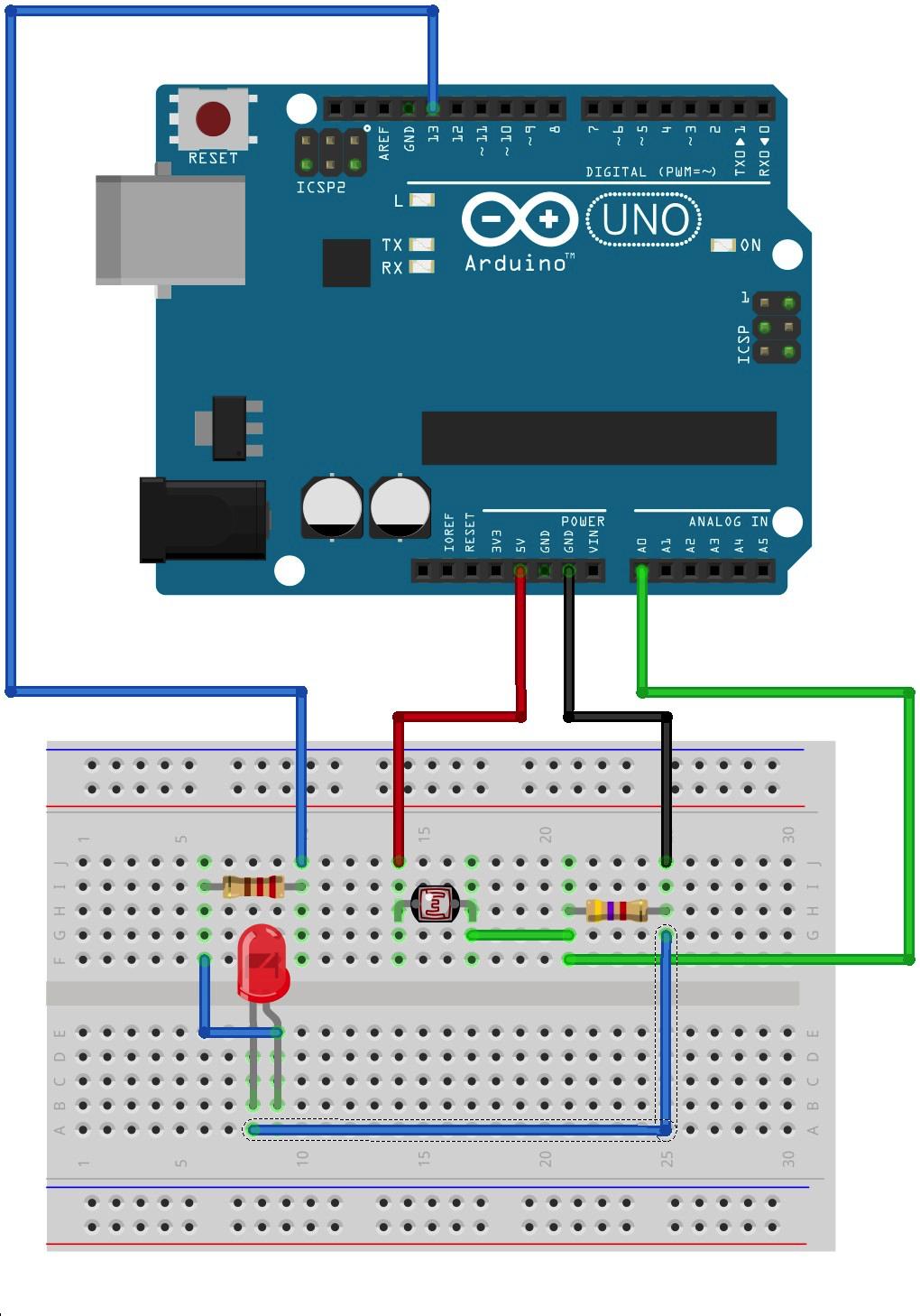 Iniziare da zero con il kit arduino semplici applicazioni