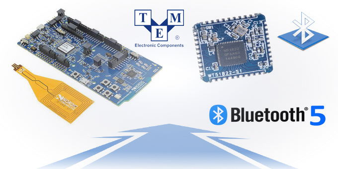Bluetooth Low Energy per l'IoT