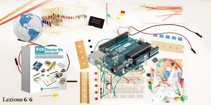 Iniziare da zero con il kit Arduino: semplici applicazioni con la fotoresistenza