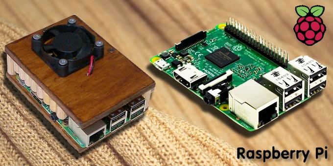 contenitore Raspberry Pi 3
