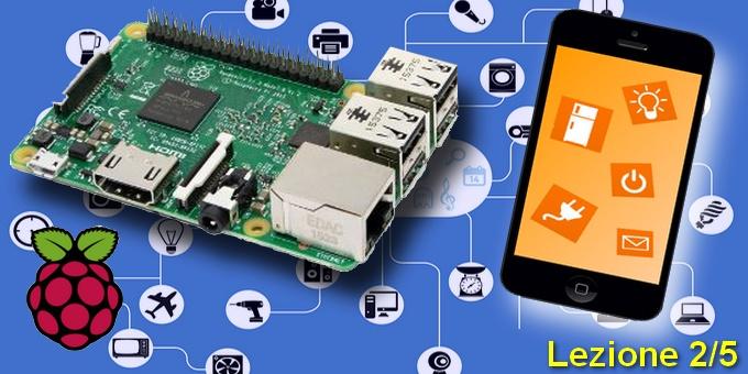 Realizziamo applicazioni IoT con il Raspberry Pi 3