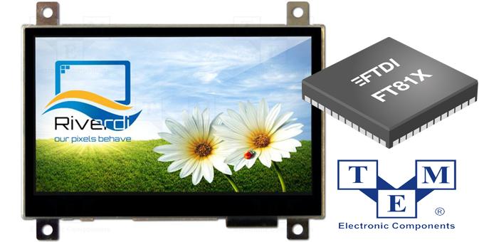 display TFT-LCD