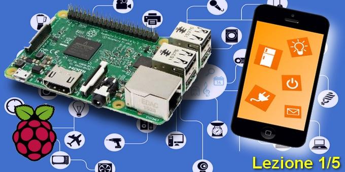Applicazioni IoT con Raspberry Pi