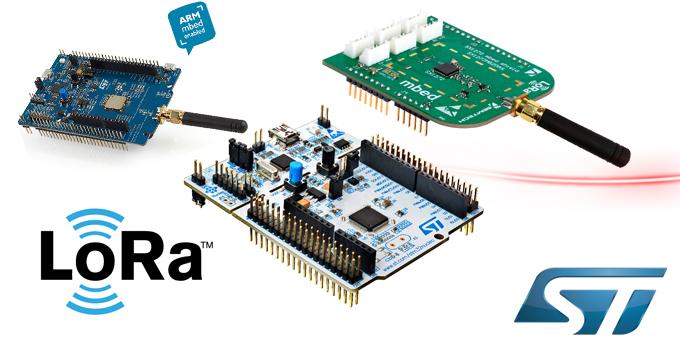 La connettività IoT con STM32 e LoRa
