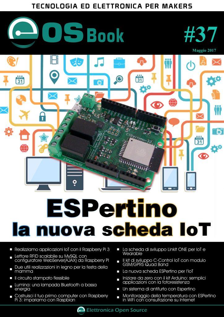 Eos book solo per espertini elettronica open source