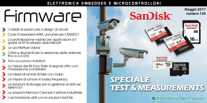 Firmware 136 Speciale Test & Measurements   Elettronica Open