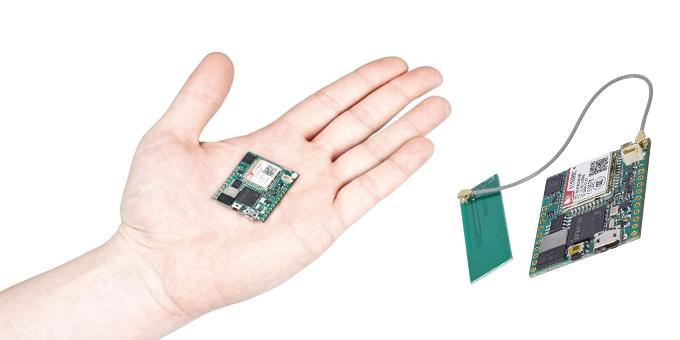 Il kit di sviluppo C-Control IoT con modulo GSM/GPRS Quad Band