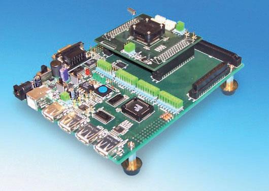 Figura 1: la scheda USB MB2031-01.