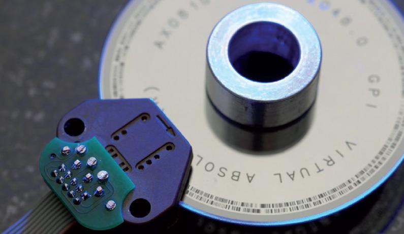 Schema Collegamento Encoder Incrementale : Il modulo quadrature encoder nei dspic elettronica open
