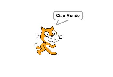 Sprite di Scratch