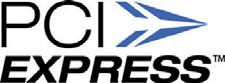 Figura 4: logo di PCI Express.