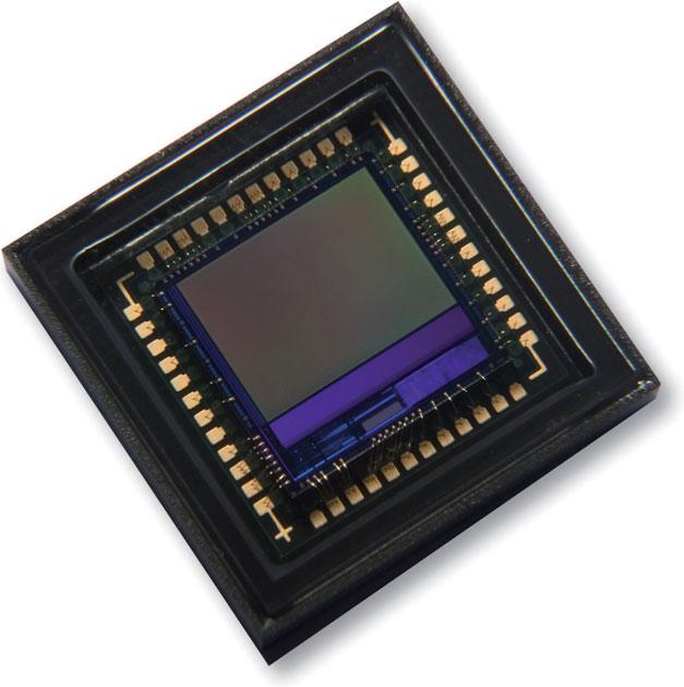 Figura 1: sensore d'immagine CMOS (fonte www.micron.com).