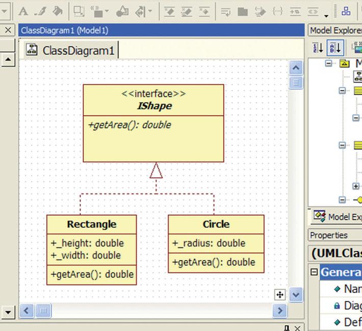Figura 1: diagramma sviluppato nella terza parte dell'articolo (UML-parte III).