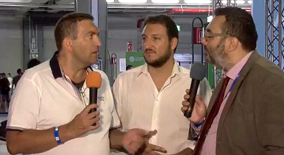 Intervista ad EOS-Book e a Conrad da parte di Milano AllNews